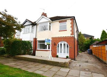Thumbnail 3 bed semi-detached house for sale in Osborne Road, Hartshill, Stoke-On-Trent