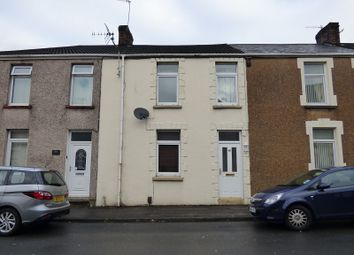 Thumbnail 3 bed terraced house for sale in Regent Street East, Briton Ferry, Neath .