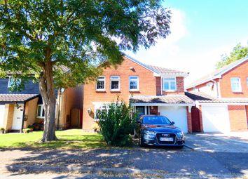 Shannon Road, Hill Head, Fareham PO14. 4 bed detached house