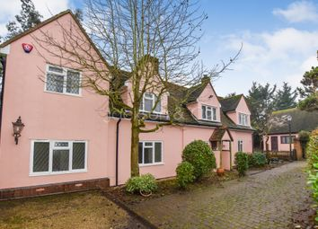 Thumbnail 4 bed detached house to rent in London Road, Stanway, Colchester