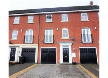 Thumbnail 4 bed town house for sale in Attingham Drive, Dudley