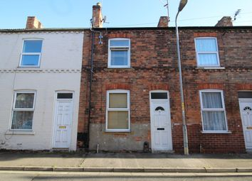 Thumbnail 3 bed terraced house to rent in Wheeldon Street, Gainsborough