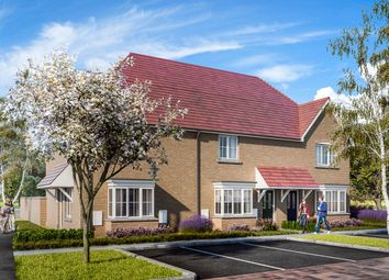 "Thumbnail 2 bed property for sale in ""The Hazel"" at Wren Drive, Finberry, Ashford"