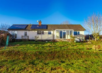 Thumbnail 3 bed detached bungalow for sale in Coleford, Crediton