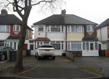 Thumbnail 1 bed flat to rent in Teddington Grove, Perry Barr, Birmingham