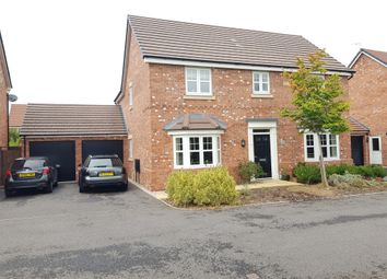Thumbnail 4 bed detached house for sale in Williamsbridge Road, Bannerbrook, Coventry