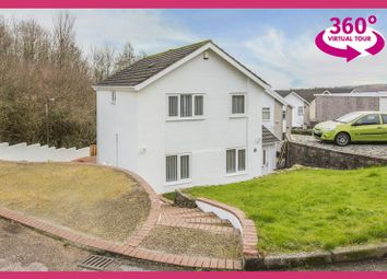 Thumbnail 4 bed detached house for sale in The Links, Trevethin, Pontypool