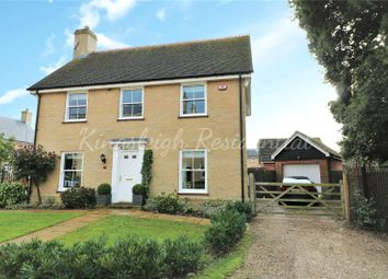 Thumbnail 3 bed detached house for sale in Lawford Place, Lawford, Manningtree, Essex