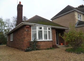 Thumbnail 2 bed detached bungalow to rent in Newark Avenue, Peterborough