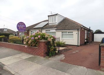 Thumbnail 3 bed semi-detached bungalow for sale in Oxendale Road, Thornton-Cleveleys