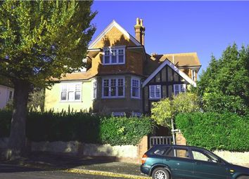 Thumbnail 3 bed flat for sale in Dittons Road, Eastbourne