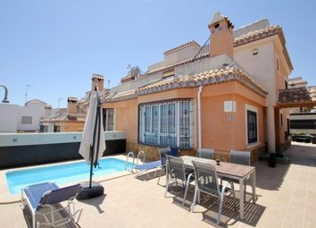 Thumbnail 3 bed semi-detached house for sale in Semi-Detached House With Private Pool, Villamartin, Alicante, 03189