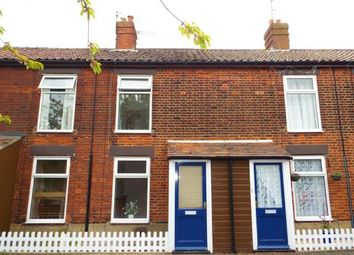 Thumbnail 2 bedroom terraced house for sale in Melton Constable, Norfolk
