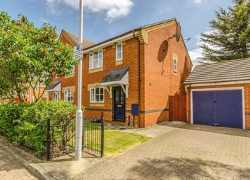 Thumbnail 3 bed semi-detached house to rent in Weaver Close, London