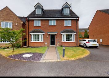 Thumbnail 5 bed detached house for sale in Lapsley Drive, Banbury