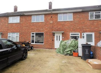 Thumbnail 3 bedroom terraced house for sale in Cranmore Avenue, Swindon