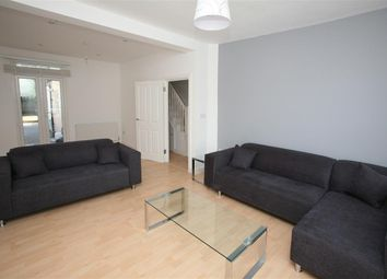 Thumbnail 3 bed terraced house to rent in St James Street, Stratford, London