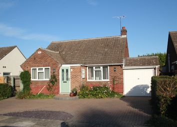 Thumbnail 3 bed detached bungalow for sale in Shelley Road, Colchester