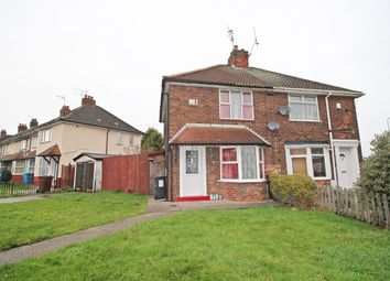 Thumbnail 2 bedroom semi-detached house for sale in Wingfield Road, Hull
