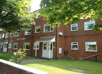 Thumbnail 1 bed flat to rent in Elm Court, 74 Barlow Moor Road