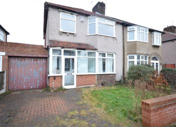Thumbnail 4 bed semi-detached house for sale in Stairhaven Road, Allerton, Liverpool