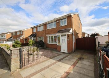 Thumbnail 3 bed semi-detached house for sale in Park Lane, Abram, Wigan