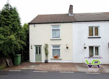 Thumbnail 2 bed end terrace house for sale in Mathews Terrace, Penycoedcae, Pontypridd