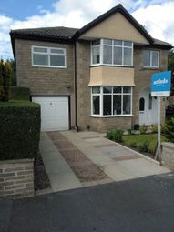 Thumbnail 4 bed detached house for sale in Woodland Crescent, Bradford, West Yorkshire