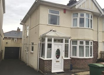 Thumbnail 3 bed property to rent in Langhill Road, Plymouth