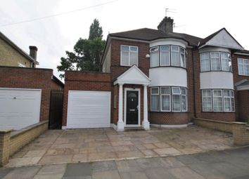 Thumbnail 3 bed semi-detached house for sale in Pentyre Avenue, London