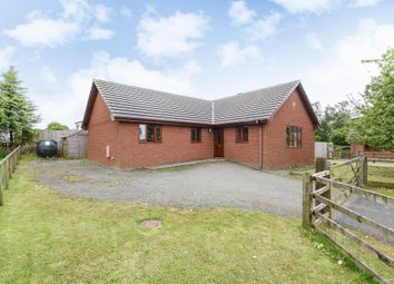 Thumbnail 3 bedroom detached bungalow for sale in Howey, Llandrindod Wells, Powys