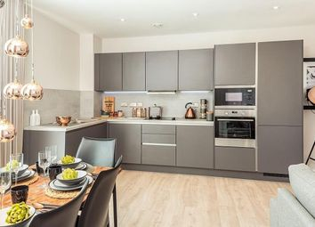 "Thumbnail 1 bed flat for sale in ""Strachan House"" at Knollys Road, Aldershot"