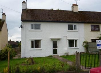 Thumbnail 3 bed semi-detached house to rent in 12 Caestory Crescent, Raglan, Monmouth