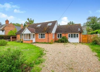 Thumbnail 4 bed bungalow for sale in Earsham, Bungay, Norfolk