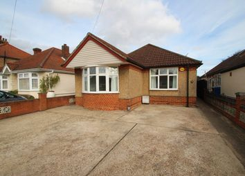 Thumbnail 3 bed detached bungalow for sale in Princethorpe Road, Ipswich