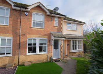 Thumbnail 2 bedroom terraced house for sale in Regal Close, Standon, Ware