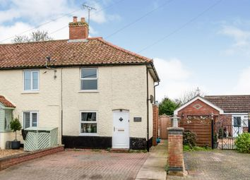 Thumbnail 1 bed cottage for sale in Hale Road, Ashill, Thetford