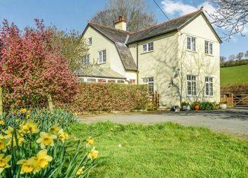 Thumbnail 4 bed detached house for sale in Bryn Saith Marchog, Corwen, Denbighshire