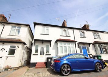 Thumbnail 3 bed property to rent in Hillside Crescent, Watford