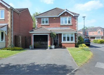 Thumbnail 3 bed detached house for sale in Hollyhurst Grove, Solihull