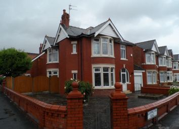 Thumbnail 3 bed detached house for sale in Leamington Road, Blackpool