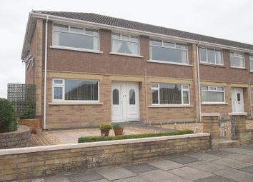 Thumbnail 2 bed flat for sale in St. Albans Road, Bare, Morecambe