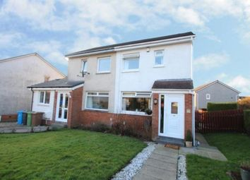 Thumbnail 2 bedroom semi-detached house for sale in Maybole Crescent, Newton Mearns, East Renfrewshire