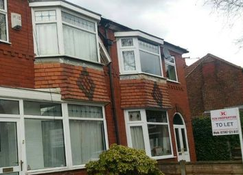 Thumbnail 3 bed semi-detached house to rent in Luxor Grove, Dane Bank, Denton