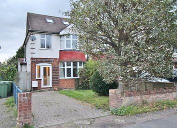 Thumbnail 4 bedroom semi-detached house to rent in Eynsford Road, Farningham, Dartford