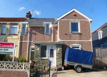 Thumbnail 3 bedroom semi-detached house for sale in Mount Gould Road, Lipson, Plymouth