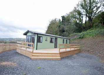 Thumbnail 3 bed mobile/park home for sale in Aberystwyth Holiday Village, Aberystwyth