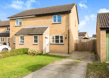 Thumbnail 3 bedroom semi-detached house for sale in Henor Mill Close, Abingdon