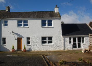 Thumbnail 3 bed semi-detached house for sale in 4 Old Posting Stables, Gatehouse Of Fleet