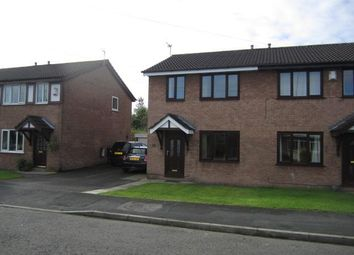 Thumbnail 3 bedroom semi-detached house to rent in Howard Road, Culcheth, Warrington